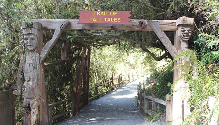 Trails Tall Tales