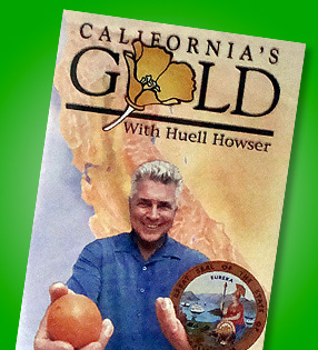 California's Gold DVD